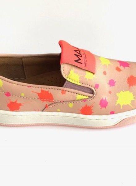 Manuela de Juan Sneaker Rose