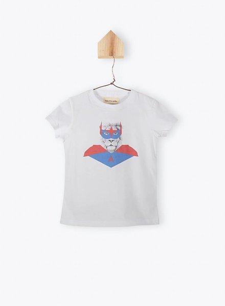 Arsène et les pipelettes T shirt Lenz