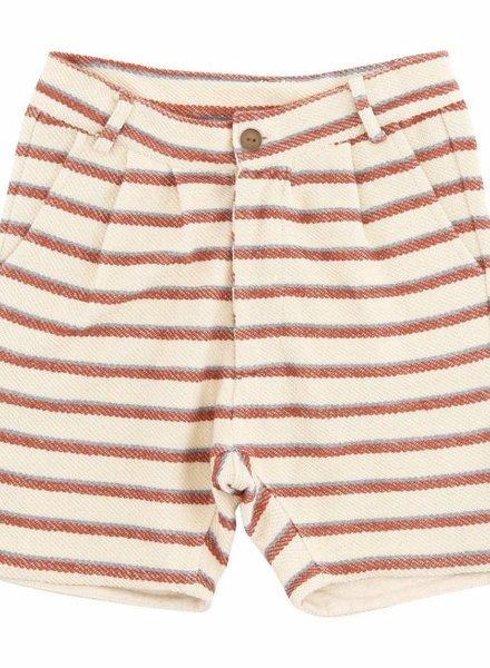 Soft Gallery Short aragon stripe