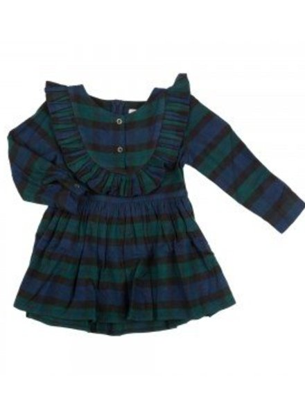 Morley Goldie timber cedar dress