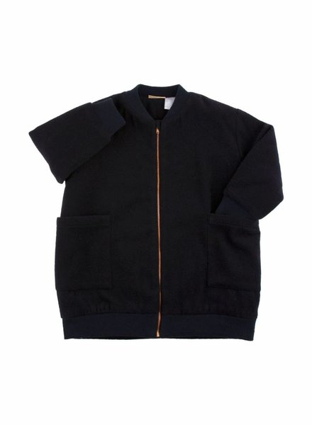 Tiny Cottons Jas dark navy