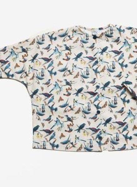Leoca Blouse Birds
