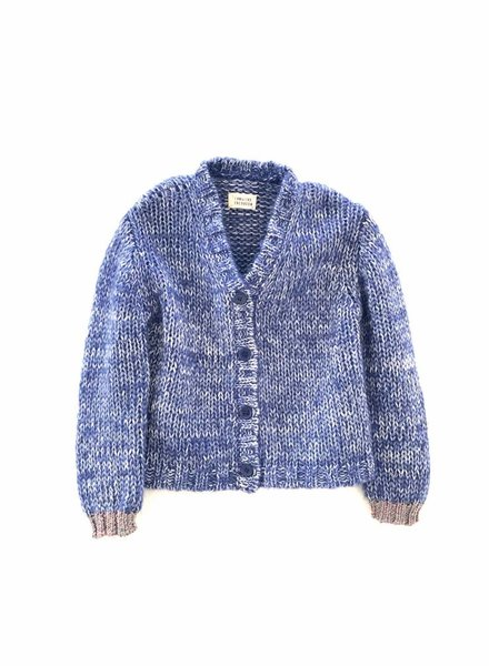 Longlivethequeen Cardigan blue