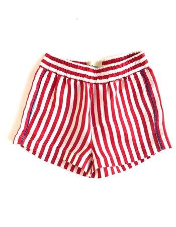 Bellerose Short stripe