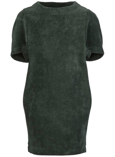 BY-BAR Dress teddy green