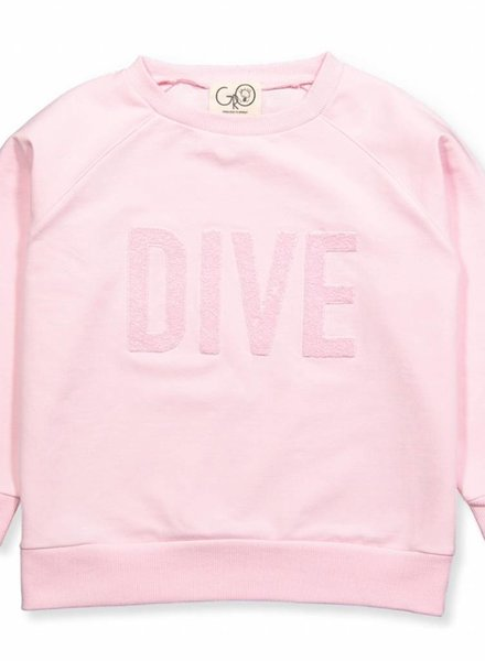 Gro Company sweater pink