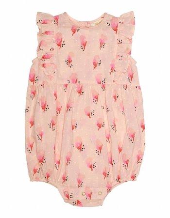Soft Gallery mini jumpsuit blossom