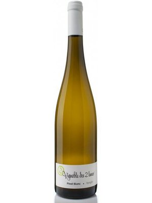 Vignoble des 2 Lunes Pinot Blanc 'Apogee' 2015