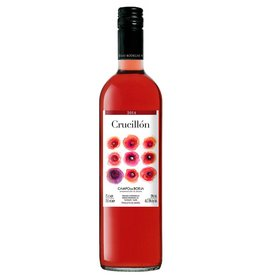 Aragonesas Crucillon Rose 2016