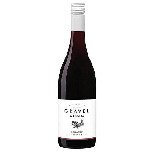 Gravel and Loam Pinot Noir 2015 Bio