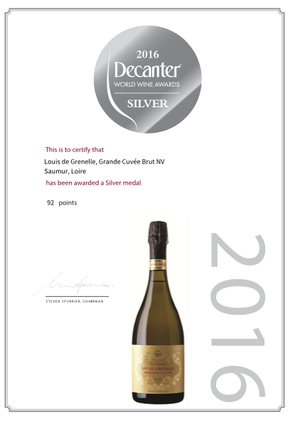 Decanter Grenelle
