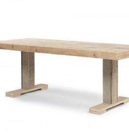 Bcdesignwood Steigerhouten tafel troye