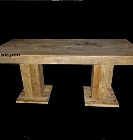 Bcdesignwood Steigerhouten tafel SARDINIA