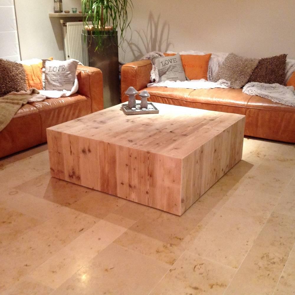 Salontafel in gebruikt steigerhout   BCdesignwood uw Steigerhout meubel fabrikant