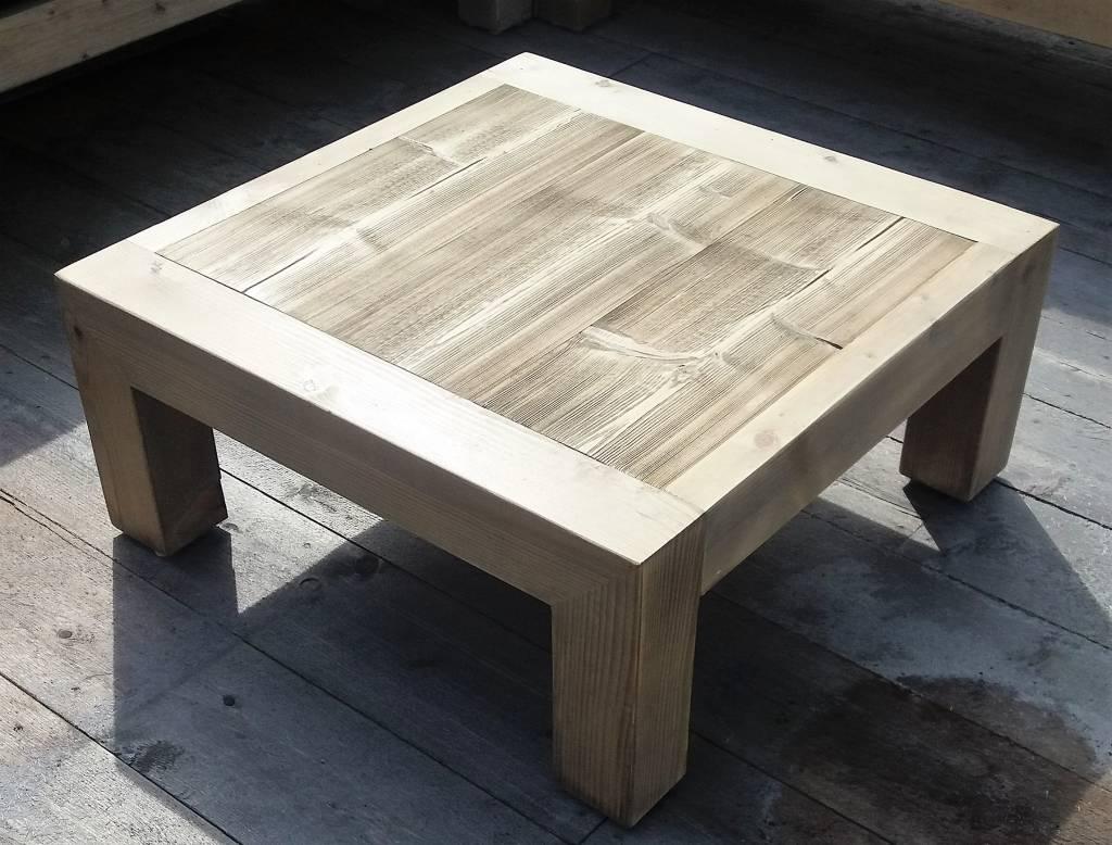 Promo lounge hoekbank hout 1495 bcdesignwood uw steigerhout meubel fabrikant - Deco lounge hout ...
