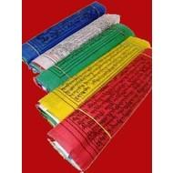 Gebedsvlaggenkoord Tibetaans 10 x
