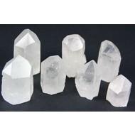 Bergkristal punt XL staand