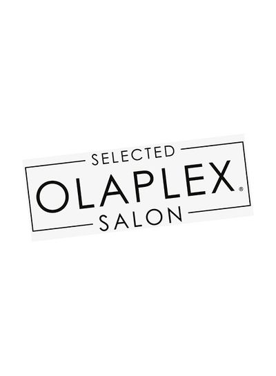 Olaplex Selected Salon Sticker