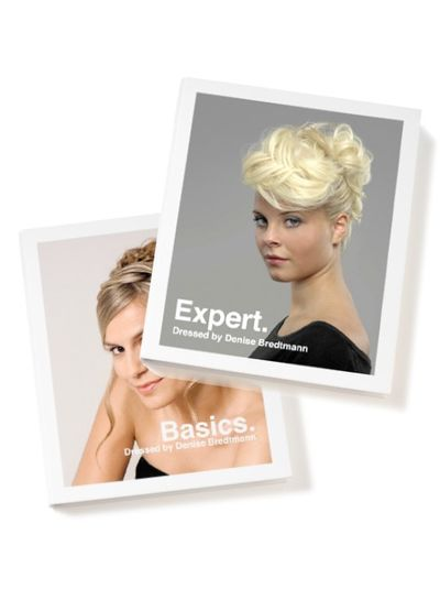 invisibobble® Frisurenbuch Set Basics & Experts