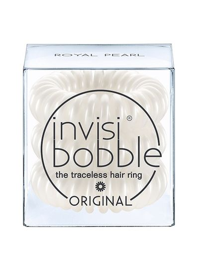 invisibobble® ORIGINAL - the traceless hair ring - Royal Pearl