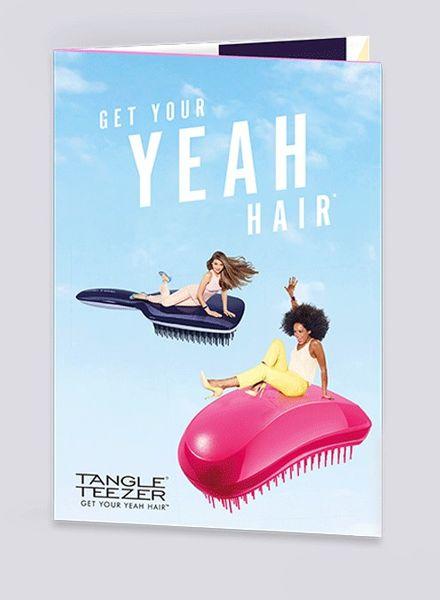Tangle Teezer® Yeah Hair Flyer, 10 Stk.