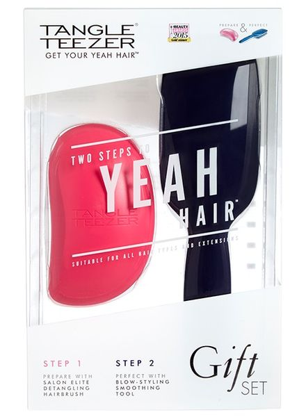 Tangle Teezer® Prepare & Perfect Gift Set (Salon Elite)