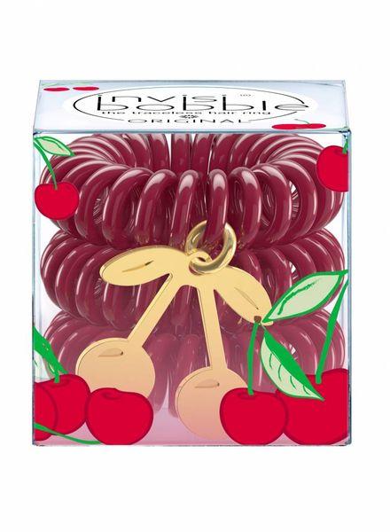 invisibobble® ORIGINAL Tutti Frutti Collection Cherry Cherie