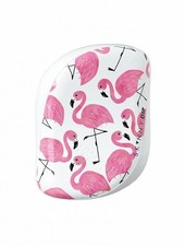 Tangle Teezer Compact Styler Skinny Dip White Flamingo