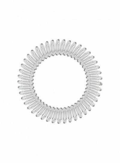 invisibobble® SLIM Crystal Clear Haargummi