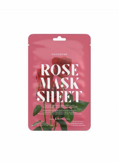 Kocostar Kocostar Slice Mask Rose – die Rosenmaske