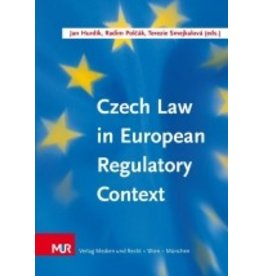 Czech Law in European Regulatory Context