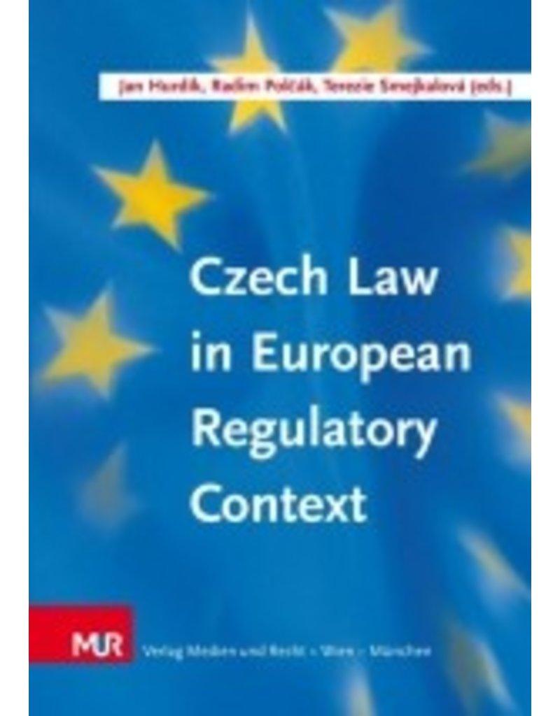 Czech Law in European Regulatory Context