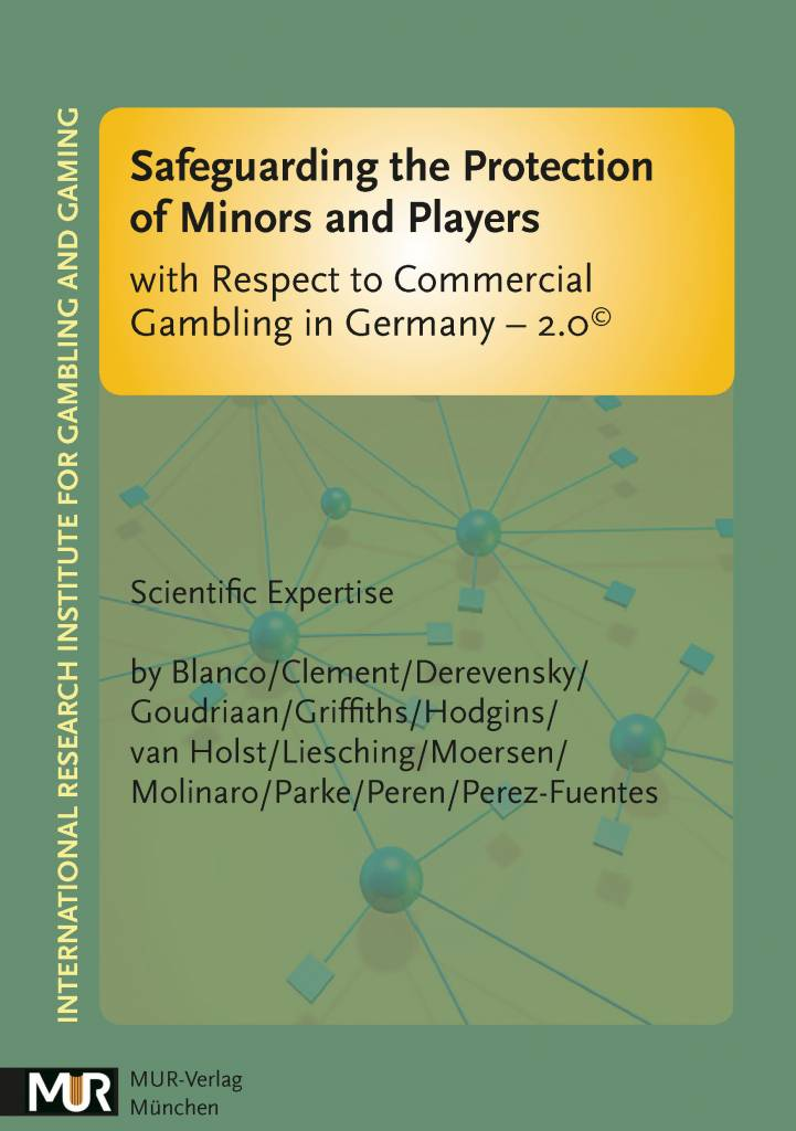 Safeguarding the Protection of Minors and Players with Respect to Commercial Gambling in Germany - 2.0©