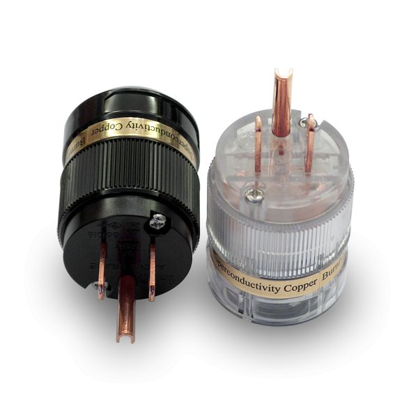 IeGo 8055 Pure copper US Mains Plug