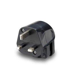 Furutech FI-UK1363-N1(Rhodium) UK Mains Plug
