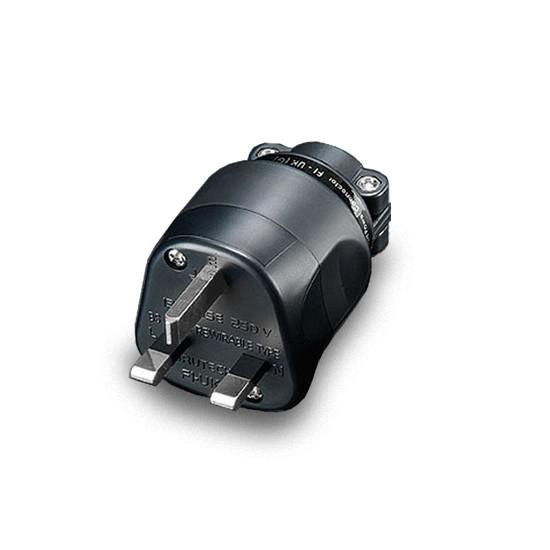 Furutech FI-UK1363(Rhodium) UK Mains Plug