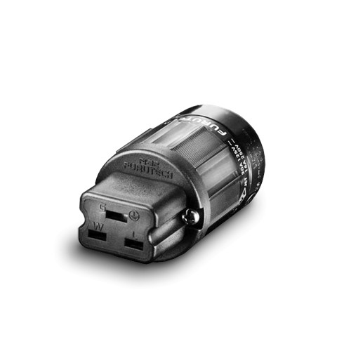 Furutech FI-32(Rhodium) C19 IEC Plug