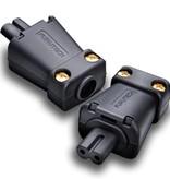 Furutech FI-8N(Rhodium) IEC (figure 8) C7 Plug