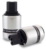 Furutech FI-48(Rhodium) Shielded IEC Plug