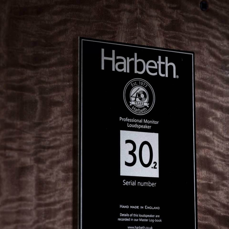 Harbeth Harberth Monitor 30.2 40th Anniversary LE