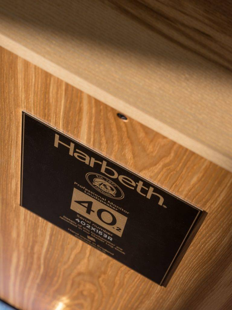 Harbeth Monitor 40.2 40th Anniversary