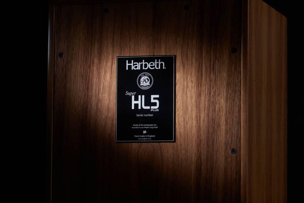 Harbeth Super HL5 PLUS 40th Anniversary