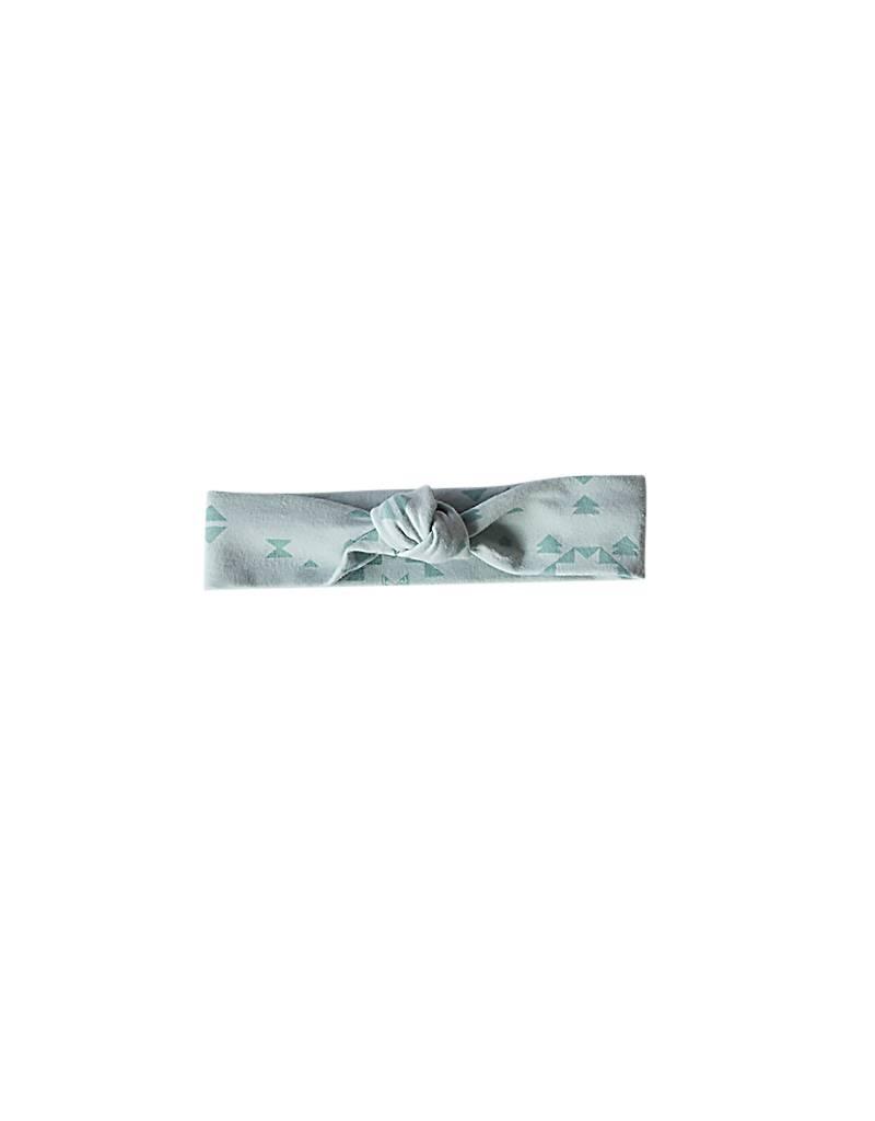 tinymoon Nya Nyo mint / haarband knoop