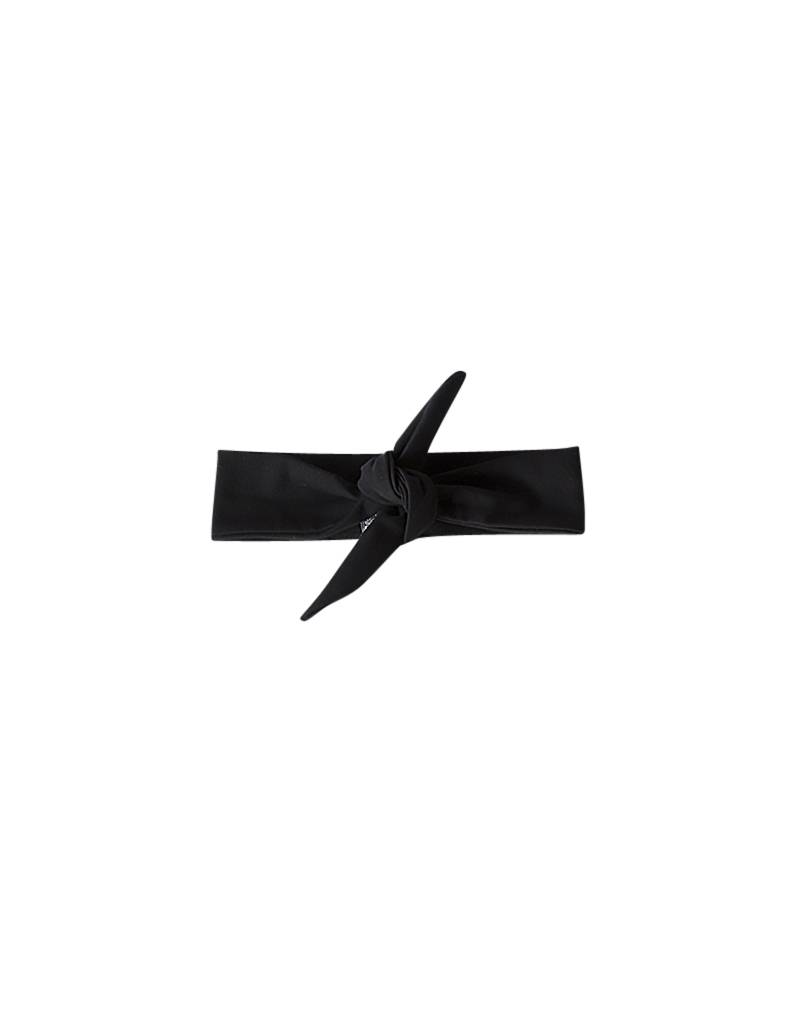 tinymoon Basic Black / haarband strik