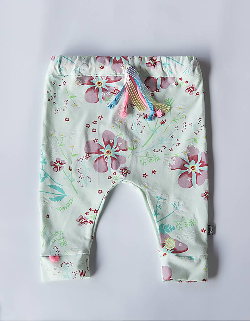 tinymoon Powder Flower mint / drop crotch