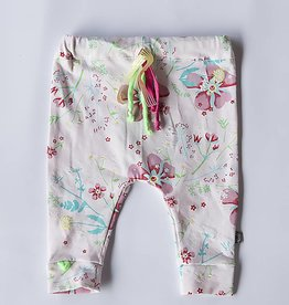 Powder Flower pink / drop crotch