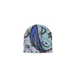 Picasso Cubismo / newborn beanie / mutsje
