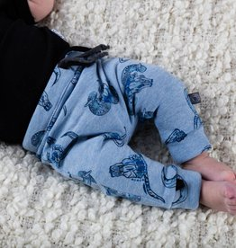 Tiny Torro blue / drop crotch