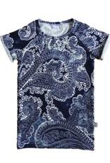 tinymoon Batik Blue  / Tee dress