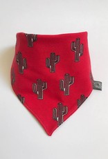 tinymoon Mr. Prickles red / slab bandana sjaal